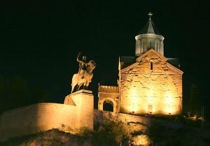 Древний Тбилиси