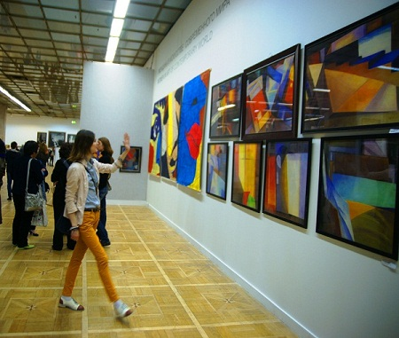 """ЦДХ. Выставка """"Женщины в искусстве современного мира"""""""