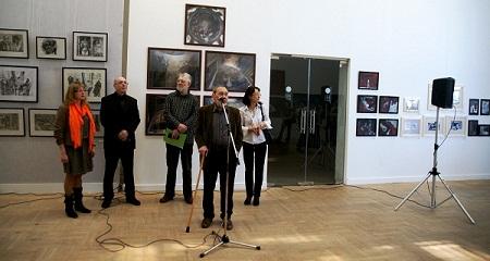 Вернисаж Академии Натальи Нестеровой  ЦДХ