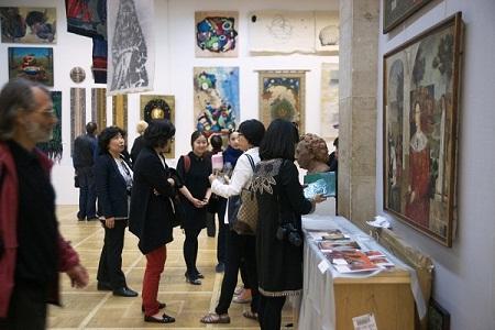 """ЦДХ Выставка """"Женщины в искусстве современного мира"""""""