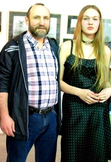 Александр и Даниэла Рябичевы