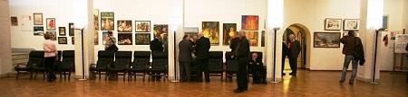 ..Выставка в Доме Архитектора Работы преподавателей МАРХИ
