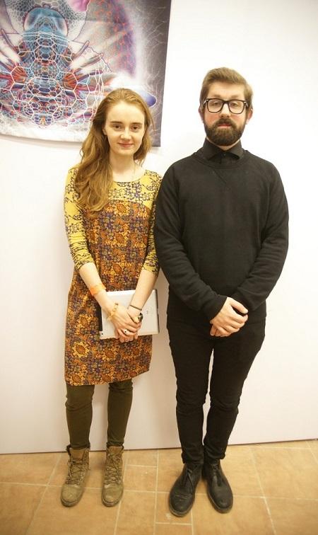 Куратор проекта  Александра Пашкина (Александра Апельсинова)  и композитор  Миша Мищенко
