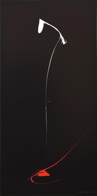 «Интроверсия»  120х60, 2009 г., холст, акрил