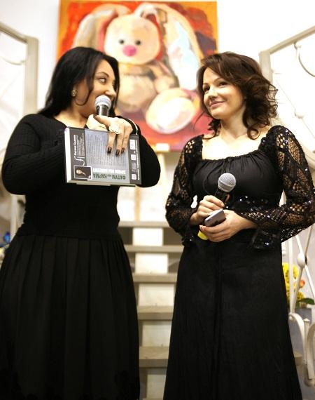Дарья Багринцева и Фатима Хадуева Выставка «CURRICULUM VITAE»   ( ХОД ЖИЗНИ ) в  Арт-центрVauxhall