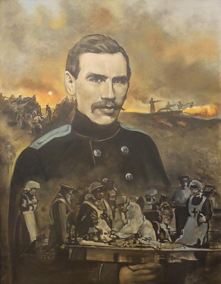 Раиса Арефьева «За Крым, за Севастополь»